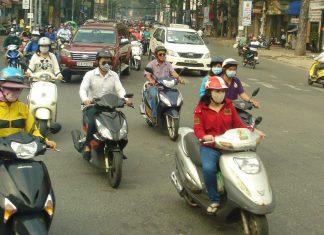 Doprava ve Vietnamu: 29 tipů pro bezpečné cestování na skútru