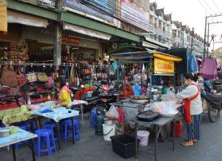 Smlouvání v Thajsku