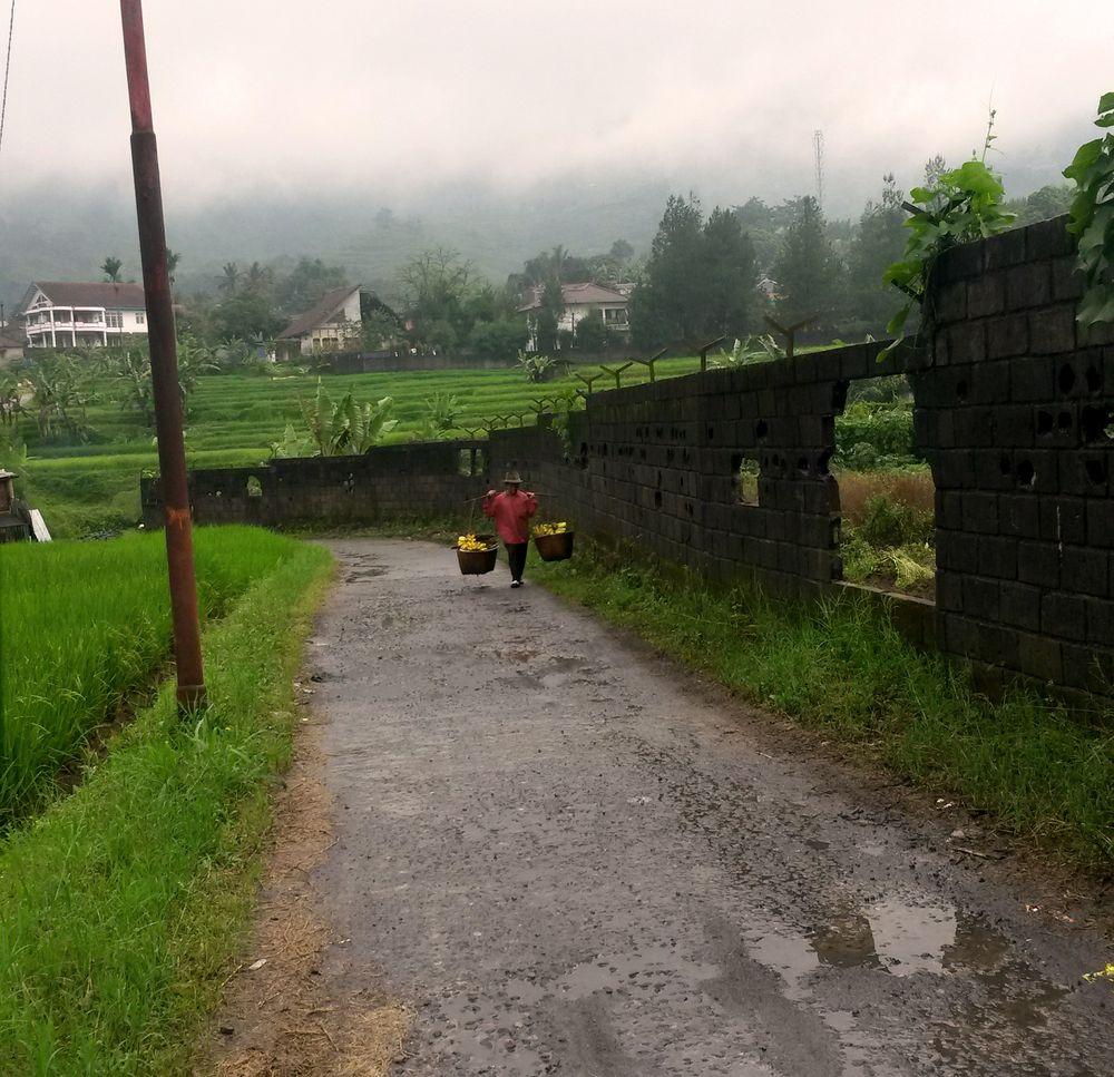 Období dešťů v horách