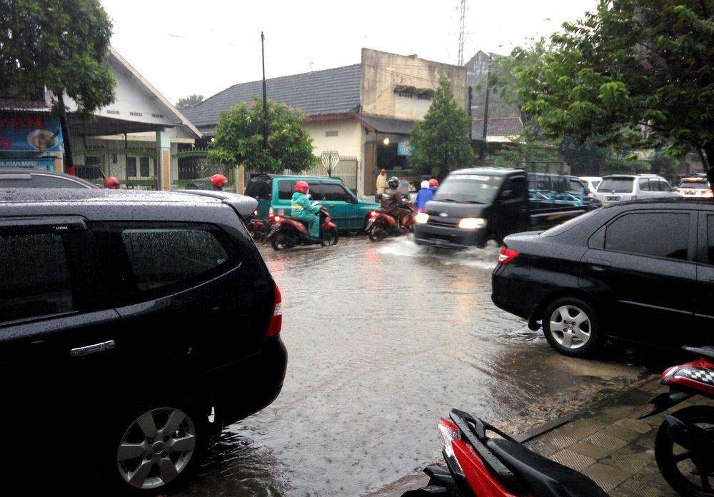 V autě jste v bezpečí! I před povodněmi
