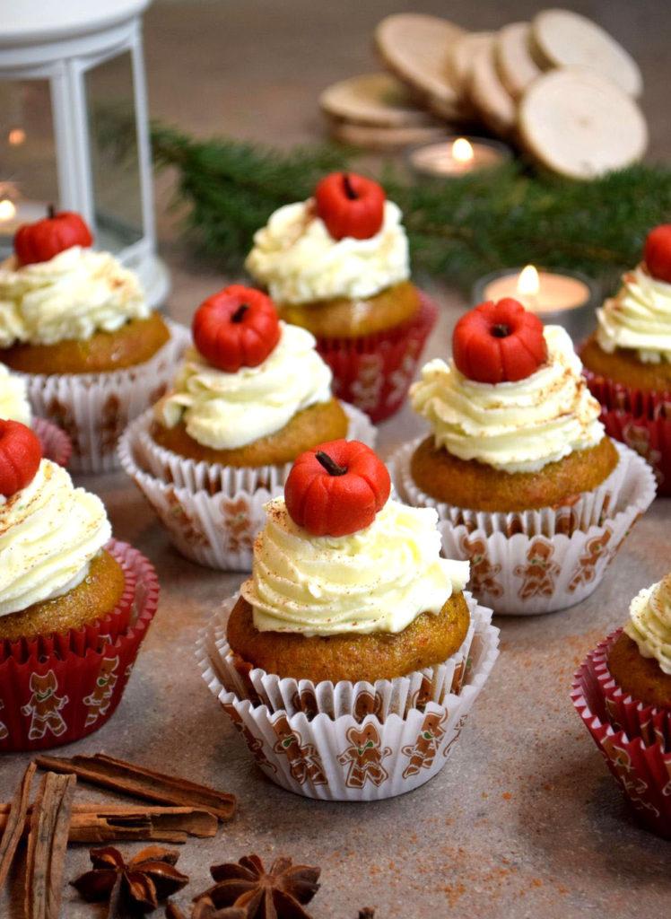 Dýňové muffiny recept