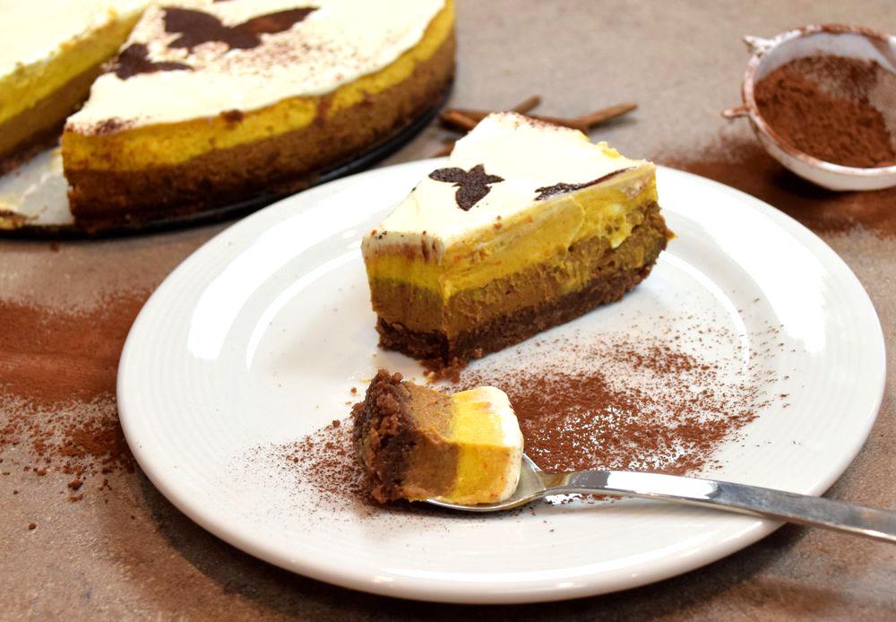 Nejlepší dýňový cheesecake recept