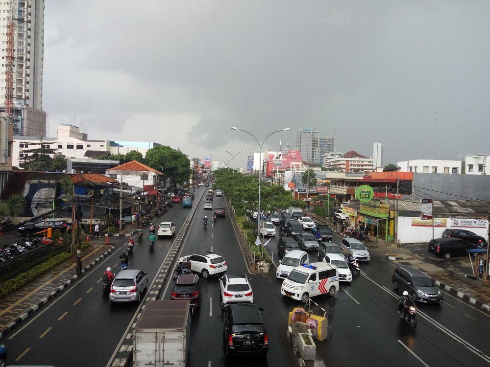 Předměstí Jakarty