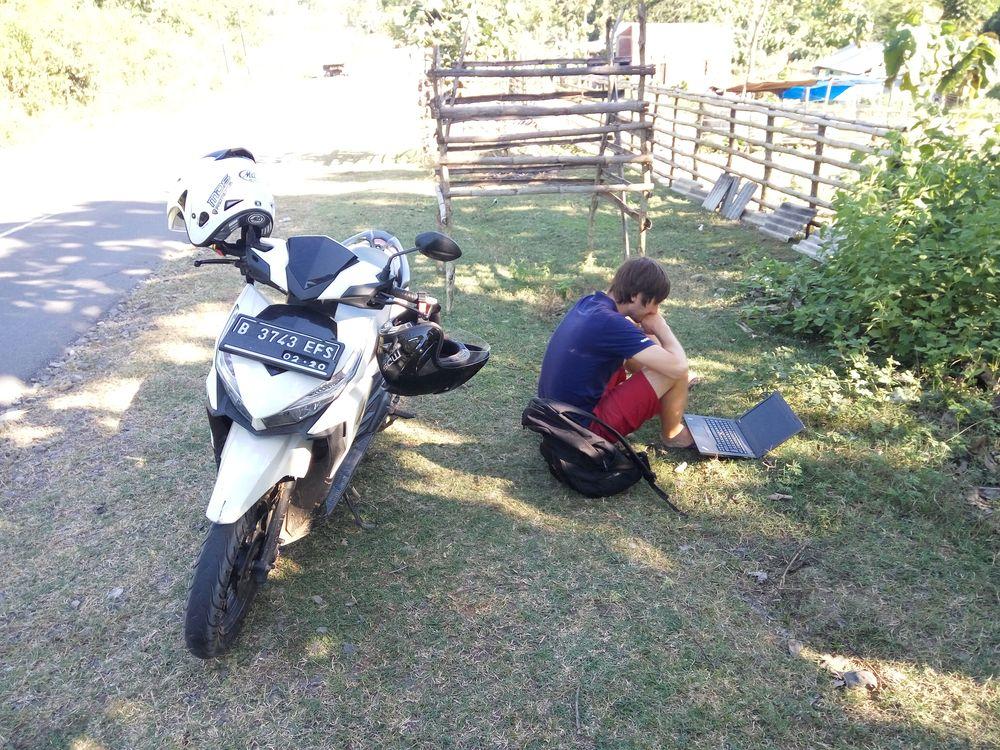 Jak pracovat na cestách