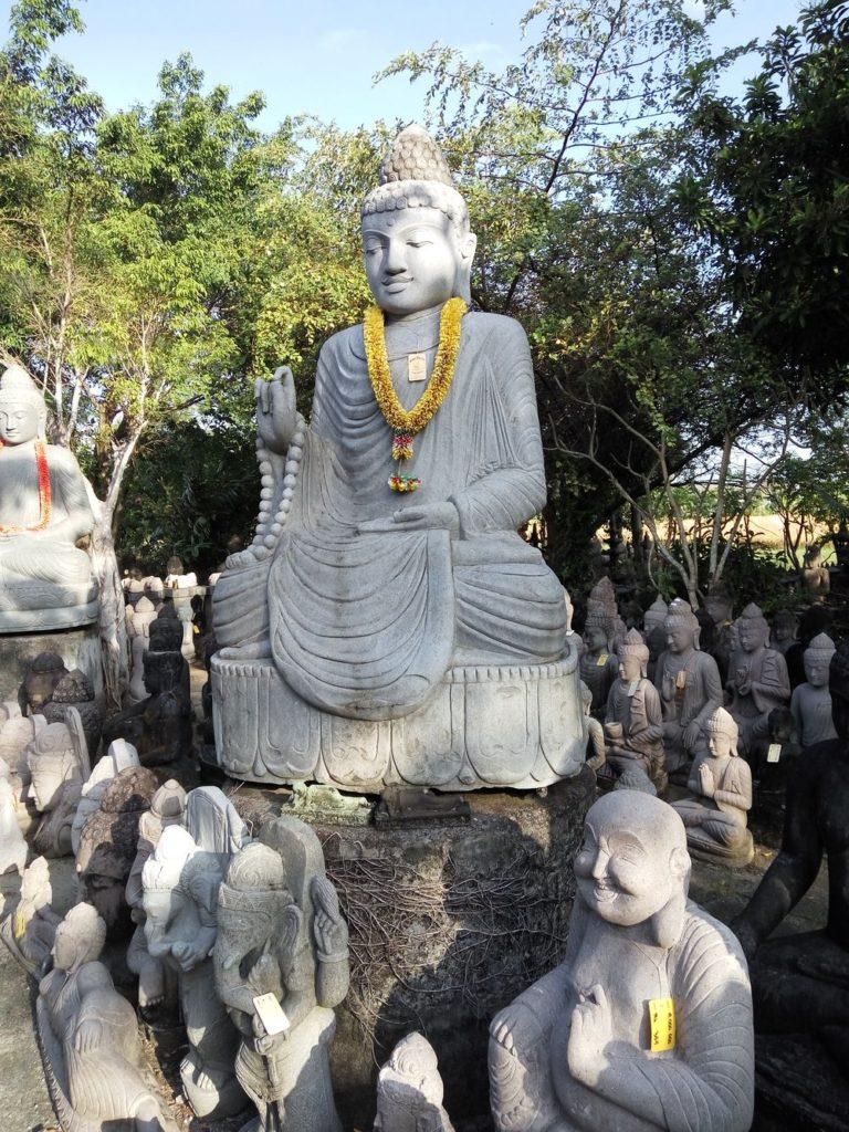 Balijské sochy
