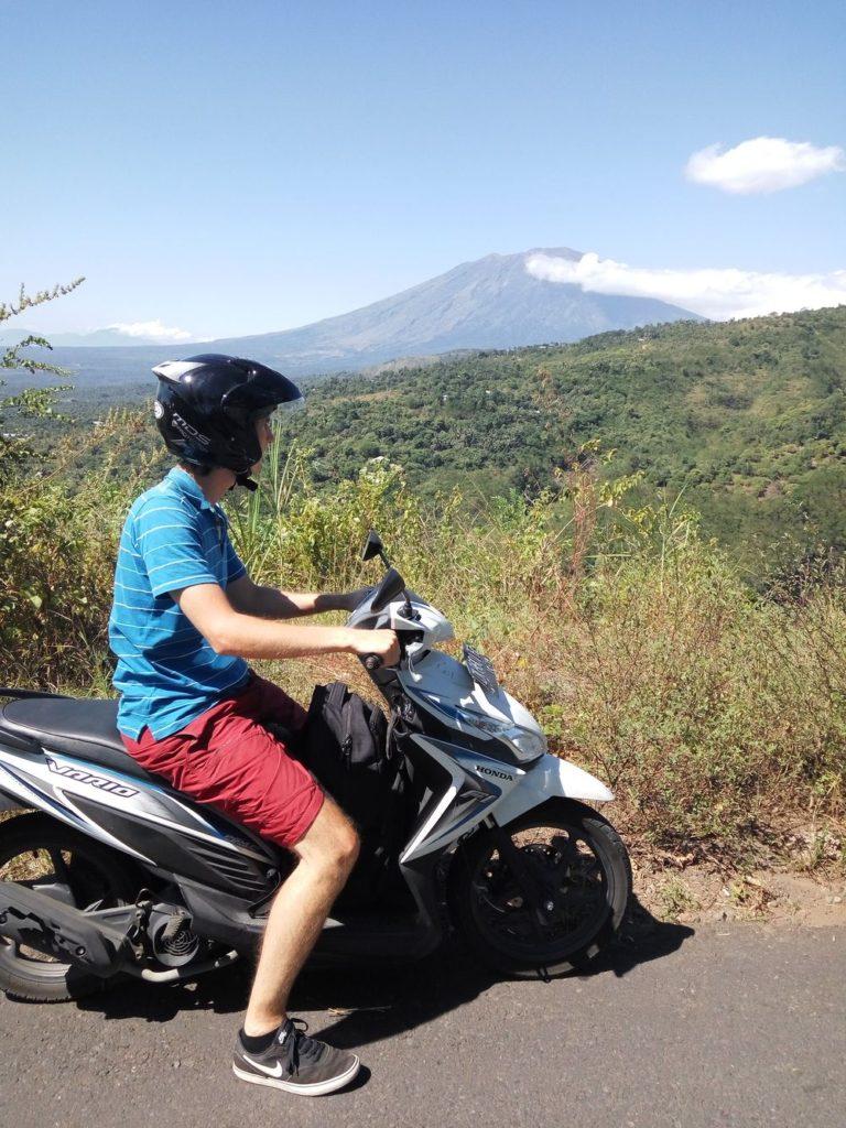 Výhledy na Bali