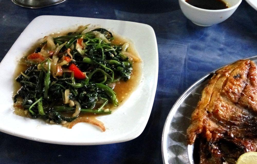 Indonéský špenát