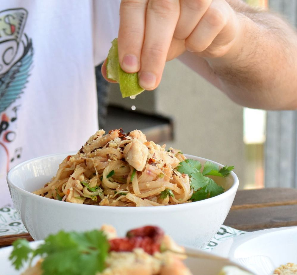 Pad Thai recept