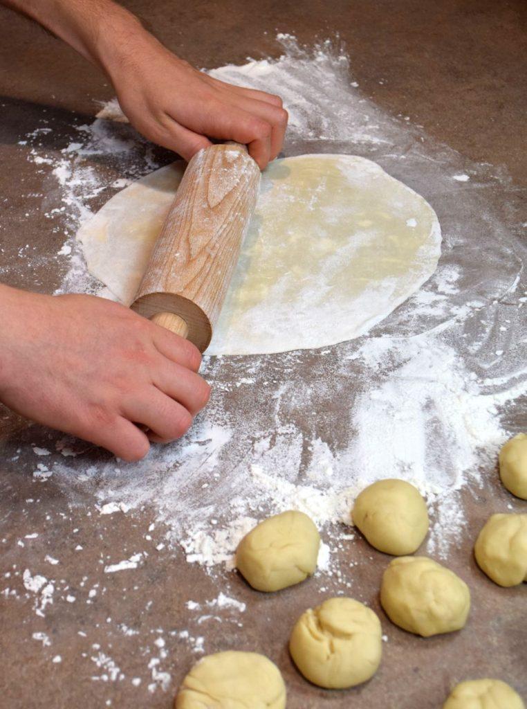 Domácí baklava recept filo těsto