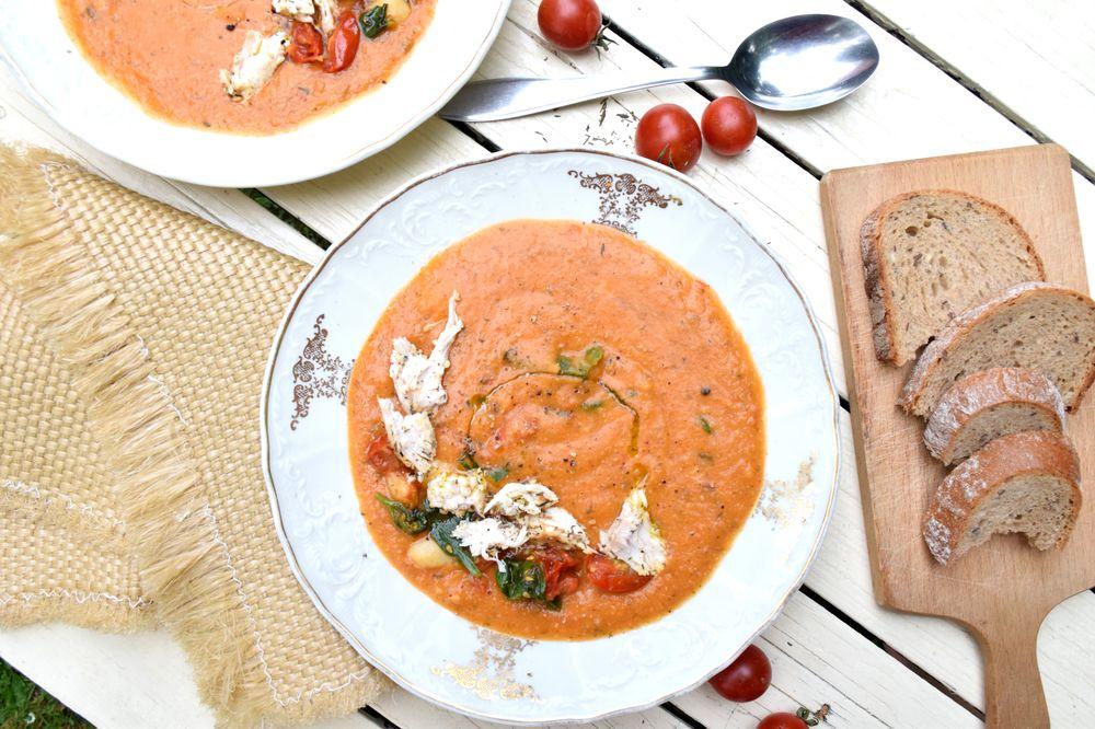Toskánská fazolová polévka recept