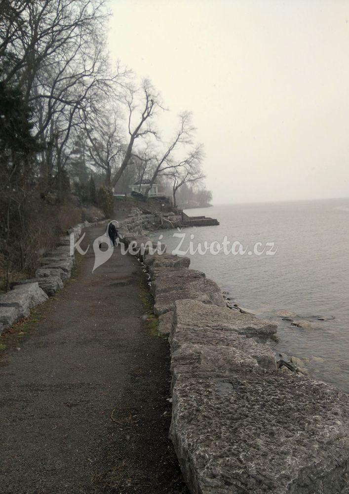 Kanada. Ontarijské jezero - den druhý_09