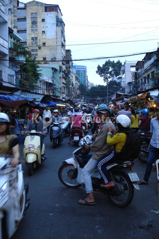 Jak se cestuje ve Vietnamu?