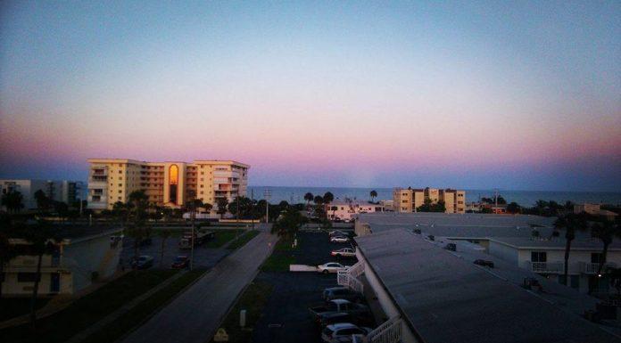 Ráno na Floridě