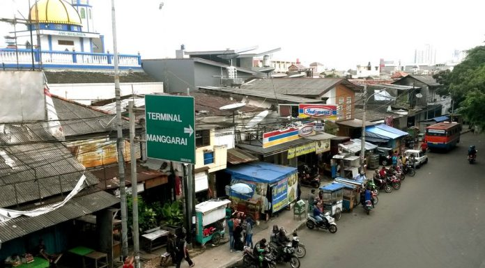 Jakarta, Indonésie