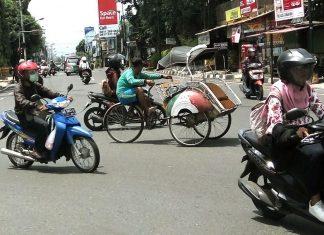 Doprava v Indonésii. Postřehy a tipy, které se vám budou hodit