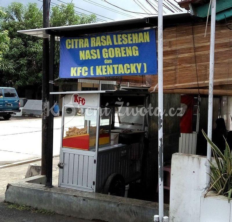 KFC pobočka :-)
