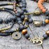 Šperky pro muže - inspirační fotografie jak vypadá set (není součástí produktu)