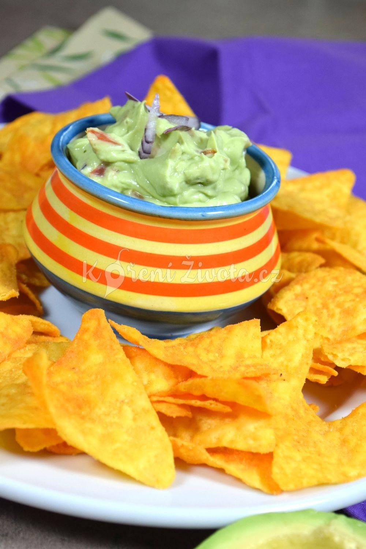 Nejjemnější avokádové guacamole